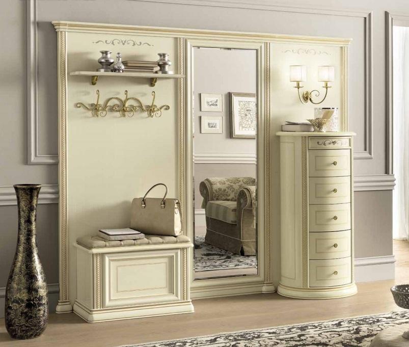 поэтому мебель для прихожей в классическом стиле фото цвет воодушевляет