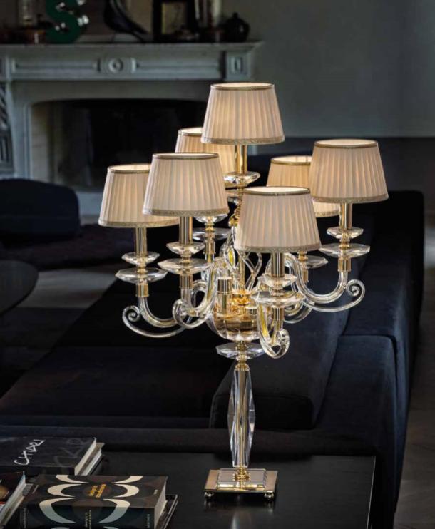 Настольная Лампа Офисная Junior A1330Lt-1Ba - Купить По